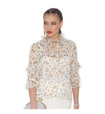 Camisa de Flores Lola Casademunt