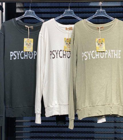 Sudadera Psychopathe